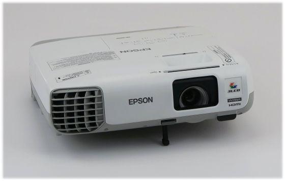 Epson EB-955W LCD Beamer 3000ANSI 10000:1 Lampe unter 1250 Stunden