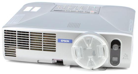 Epson EMP-830 LCD Beamer Projektor 3000 ANSI/LU Lampe unter 750 Stunden
