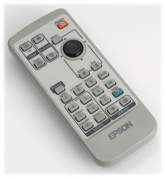 Epson RC-129175400 Fernbedienung für Beamer Projector Remote Control