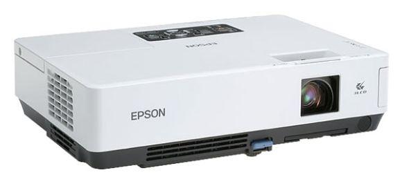 Epson EMP-1710 LCD Beamer 2700 (2100 im ECO-Modus) 400:1 B-Ware