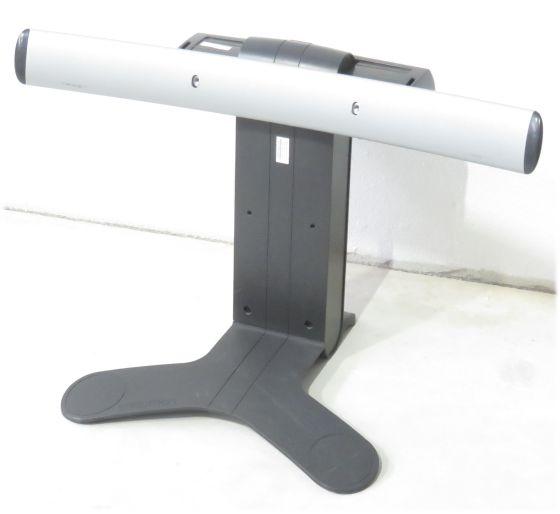 Ergotron LX Dual Display Lift Monitor-Standfuß ohne Vesa-Adapter /Schrauben