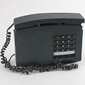 FMN B122plus Telefon analog Wandtelefon schwarz Notruftelefon