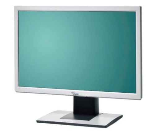 "22"" TFT LCD Fujitsu Siemens Scenicview B22W-5 Lautsprecher 5ms VGA DVI"