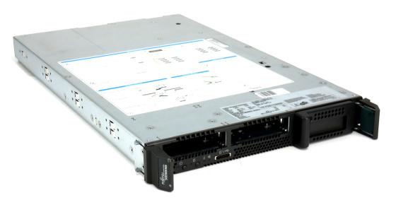 Fujitsu Siemens Blade Server BX620 S4 2x Xeon Quad Core E5420 @ 2,5GHz 32GB