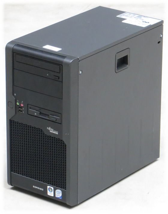 FSC Esprimo P2530 Dual Core E2200 @ 2,2GHz 2GB 80GB DVD Computer Tower