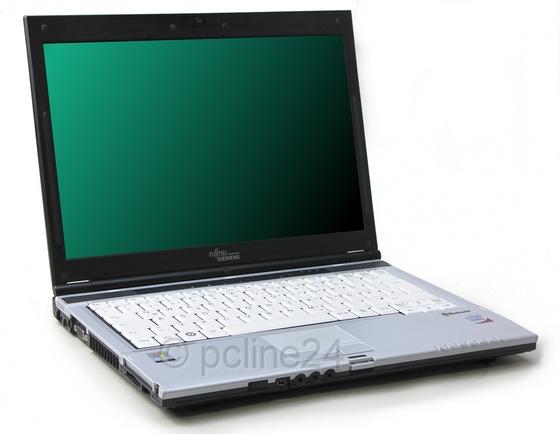 FSC Lifebook S6410 Core 2 Duo T7300 @ 2 GHz 2GB 80GB Combo WLAN dänisch B-Ware