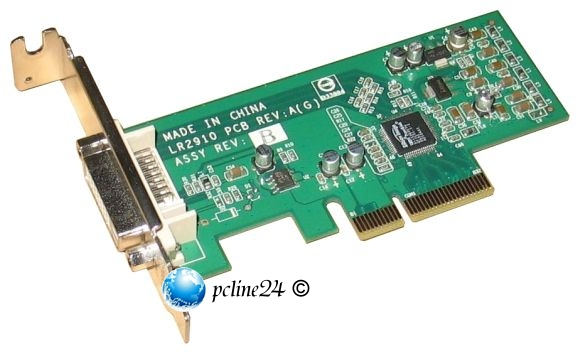 Fujitsu Siemens LR2910 ADD2 Card PCIe x16 DVI low profile