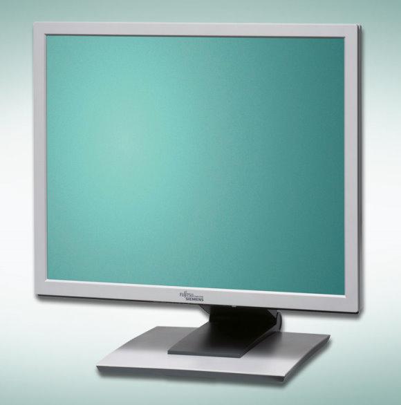 """19"""" Fujitsu Siemens SCENICVIEW P19-3P Monitor 1280 x 1024"""