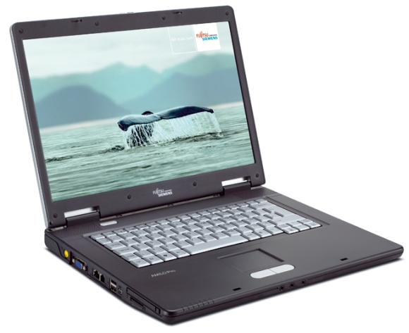 FSC Amilo Pro V2060 Pentium M @ 1,7GHz 1GB 60GB DVD±RW (ohne Netzeteil)