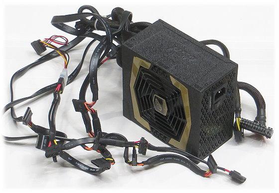 FSP AU-650M Aurum CM Series Netzteil 650W ATX12V V2.3 24 (20 + 4) pin & EPS 12V V2.92