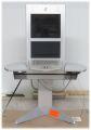friendlyway Infoterminal mit Drucker + PC + 17 Zoll TFT + Edelstahl-Tastatur