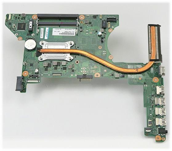 Fujitsu ASSY A556 Mainboard mit CPU i5-6200U NEU/NEW für LifeBook A556