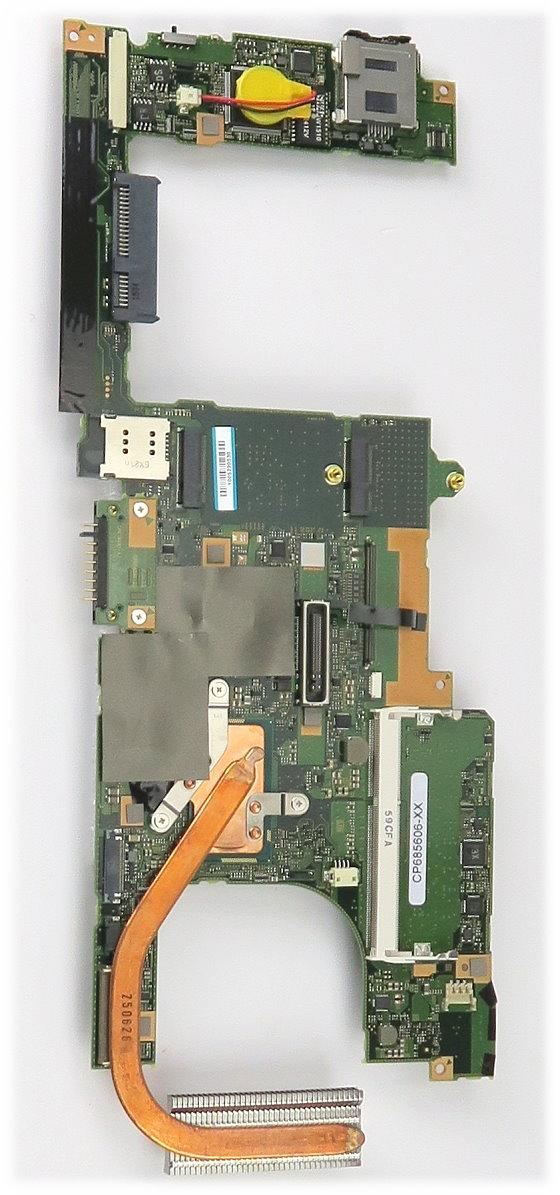 Fujitsu ASSY I5-5200U Mainboard mit CPU NEU/NEW Lifebook T935 P/N CP685606-XX