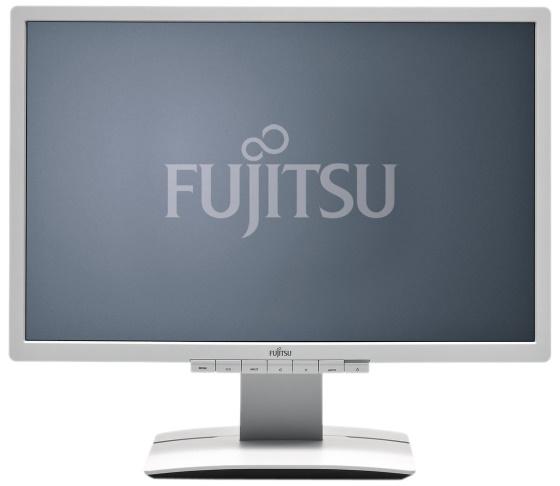 "22"" TFT LCD Fujitsu B22W-6 LED 1680x1050 Pivot Lautsprecher VGA DVI-D Display Port"