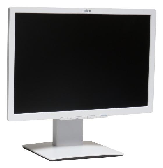 "22"" Fujitsu B22W-7 LED-Backlight VGA DVI 5ms DisplayPort USB Speaker Widescreen Monitor"