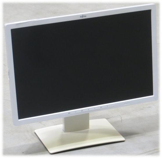 """24"""" TFT LCD Fujitsu B24W-7 LED 1920 x 1200 IPS Pivot Monitor vergilbt"""
