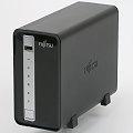 Fujitsu CELVIN Q700 2TB NAS (2x 1TB) GBit LAN USB Raid 0/1