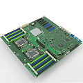 Fujitsu D2619-N15 GS2 Mainboard NEU Sockel LGA1366 für Primergy RX300 S6 TX300 S6