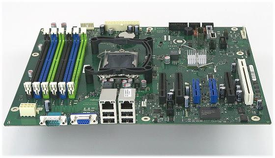 Fujitsu D2759-A13 GS2 Mainboard Sockel LGA 1156 NEU/NEW für Primergy TX150 S7