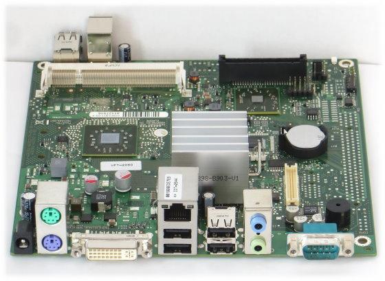 Fujitsu D2963-B11 GS4 Mainboard NEU mit CPU Sempron  mini-ITX mITX 6x USB