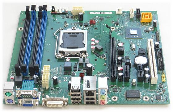 Fujitsu D2991-A13 GS4 Mainboard NEU für Esprimo E500 E85+ bis Core i7