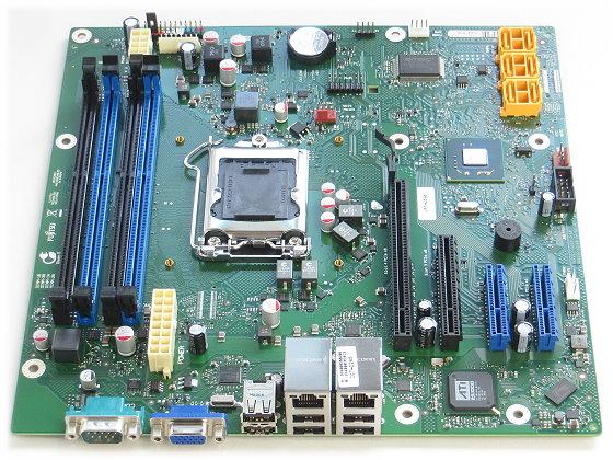 Fujitsu D3009-A11 GS3 Mainboard NEU für Primergy TX100 S3