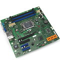 Fujitsu D3009-B12 GS 4 Mainboard Sockel LGA 1155 NEU/NEW für Primergy TX100 S3p