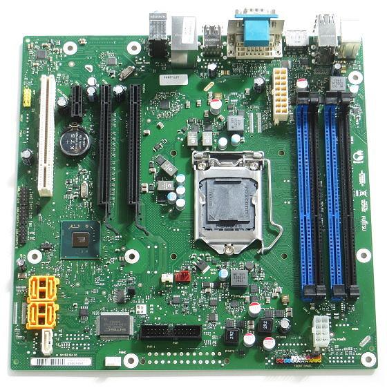 Fujitsu D3061-A13 GS 2 Mainboard NEU/NEW Sockel LGA1155 für Esprimo P700