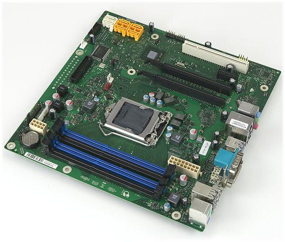 Fujitsu D3162-A12 GS 2 Mainboard Sockel LGA 1155 NEW/NEU