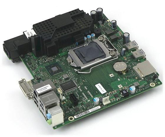 Fujitsu D3223-C11 GS 2 Mainboard Sockel FCLGA1150 für Esprimo Q520 Mini Tiny PC