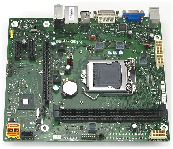 Fujitsu D3230-C13 GS 3 Mainboard Sockel LGA 1150 220 x 184 mm NEU für Esprimo P420