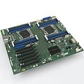 Fujitsu D3358-A13 GS2 Mainboard NEU Sockel LGA2011-3 für Celsius R940 S26361-D3358-A101