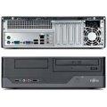 Fujitsu Esprimo E3521 SFF Core 2 Quad Q8300 @ 2,5GHz 4GB 250GB DVD±RW