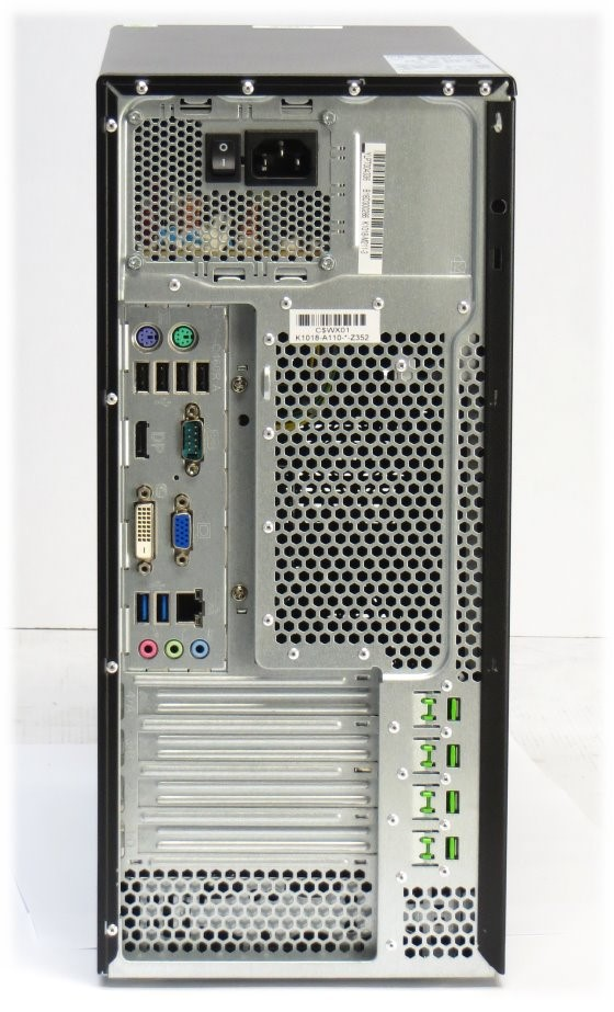 Fujitsu Esprimo P720 E85+ Core i3 4150 @ 3,5GHz 4GB 500GB Tower PC USB 3.0