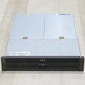 "Fujitsu Eternus DX80 Storage ohne HDD 2x PSU 2x CA07145-C601 im 19"" Rack"