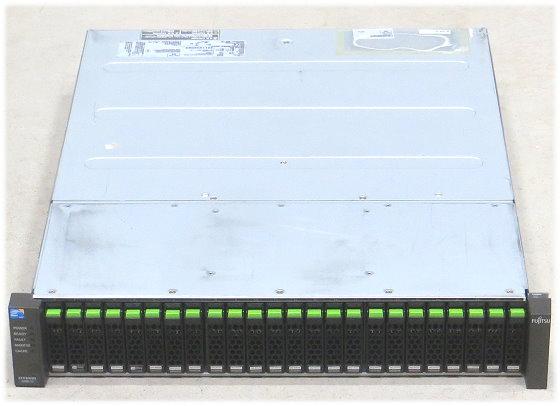 Fujitsu Eternus DX80 S2 2.5 Storage 24x 900GB 10K RAID 2x CA07336-C001 2x PSU