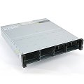 Fujitsu Eternus JX40 S2 Storage ohne HDD 1x IOM12G 2x PSU im 19 Zoll 48,26 cm Rack