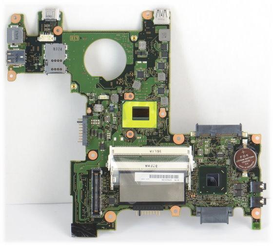 Fujitsu G-MB ASSY + CPU i5-3340M Mainboard NEU für LifeBook T732 CP633189-XX