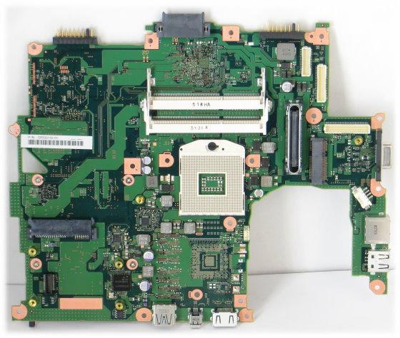 Fujitsu -G-MB LifeBook T901 UMA Mainboard NEU CP633118-01