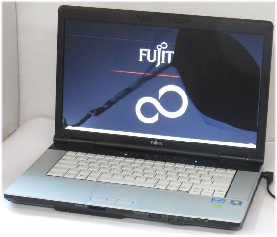 Fujitsu Lifebook E751 i5 2520M @ 2,5GHz 4GB 320GB ohne Akku Displaybruch C-Ware