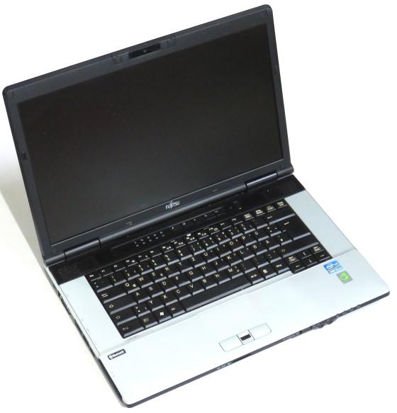 "15,6"" Fujitsu Lifebook E751 Core i5 2540M 2,6GHz 4GB Webcam UMTS (ohne HDD/Akku)"