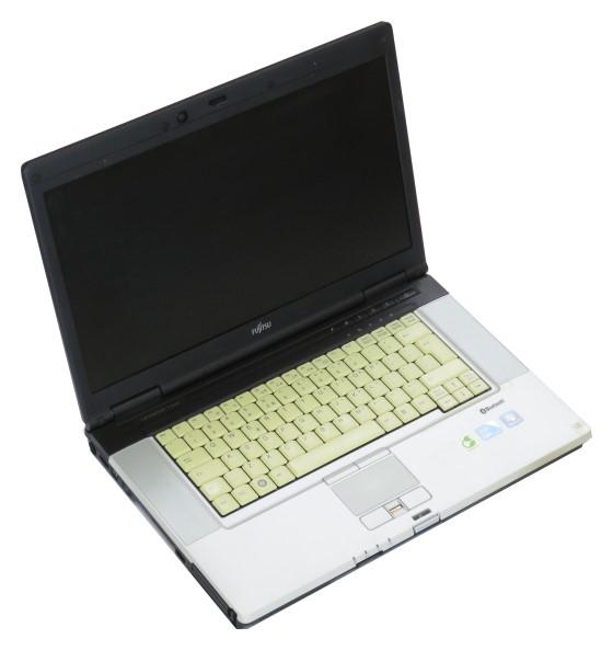"15,6"" Fujitsu Lifebook E780 i3 370M @ 2,4GHz 4GB englisch (ohne HDD/Akku) B-Ware"