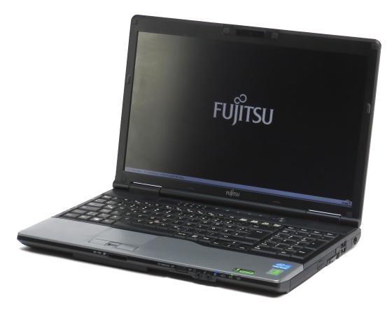 """15,6"""" Fujitsu Lifebook E782 i5 3320M 2,6GHz 8GB 500GB DVD±RW Webcam UMTS B-Ware"""