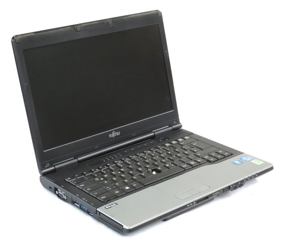 Fujitsu Lifebook S752 Core i5 3210M @ 2,5GHz 4GB 320GB (BIOS PW, ohne Akku / NT)