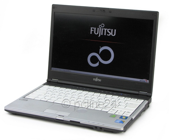 13 3 fujitsu lifebook s760 i5 m520 2 4ghz 4gb 160gb umts. Black Bedroom Furniture Sets. Home Design Ideas