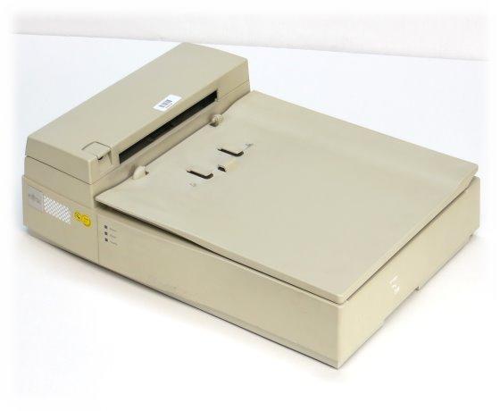 Fujitsu M3093GX SCSI Dokumentenscanner mit ADF SCSI B- Ware ohne Papierablagen