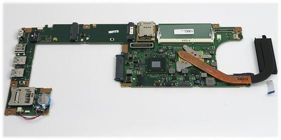 Fujitsu MAINB ASY I5-3317U Mainboard mit CPU NEU CP648436-01 für LifeBook U772