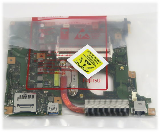 Fujitsu MB ASSY I3-3120M Mainboard + CPU NEU für LifeBook P702 CP630843-01