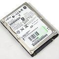 """2,5"""" Fujitsu MHZ2160BJ 160GB SATA II 3Gbps 7200rpm HDD Festplatte für Notebook Laptop"""