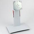 Fujitsu Monitor-Standfuß für B24W-7 LED mit PIVOT-Funktion höhenverstellbar weiß-rot